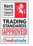 Kent Trading Standards Approved Logo - [city_name]